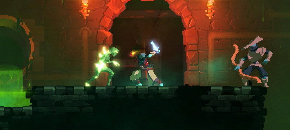 Dead Cells Recenzja / Steam