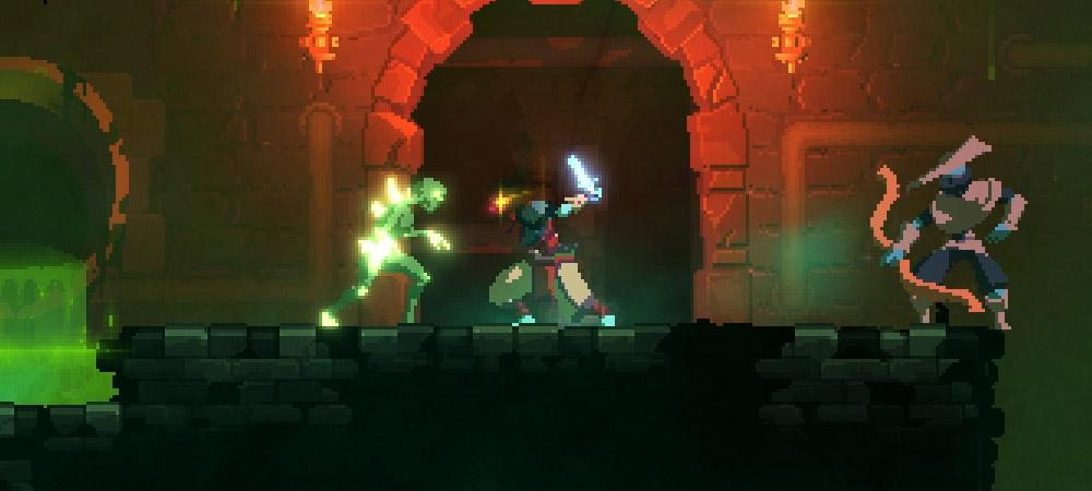 Dead Cells Recenzja / Steam