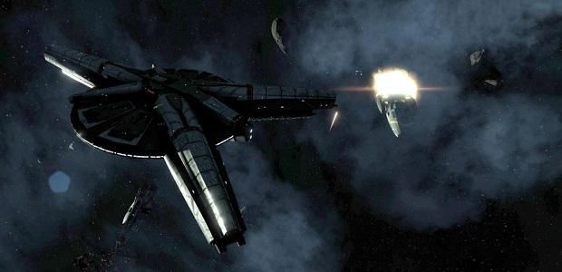 Kosmiczne walki w pełnym 3D... czemu nie?