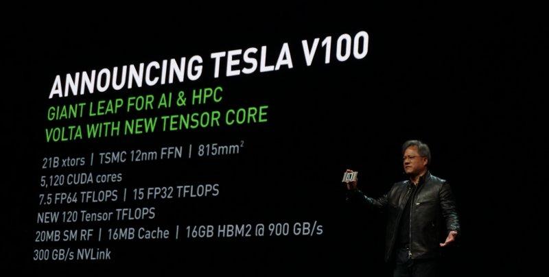 Ogromny skok technologiczny względem GeForce GTX 1080Ti