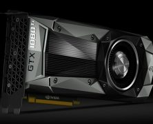 Premiera GeForce GTX 1080 Ti