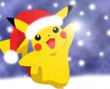 Santa Pikachu
