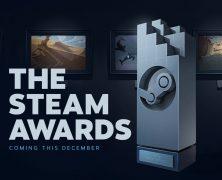 Pierwsze w historii nagrody Steam Awards rozdane!