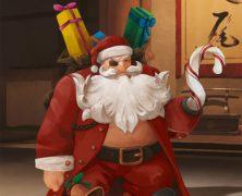 Świąteczny Overwatch
